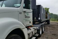 Loading Customer with Large Trees